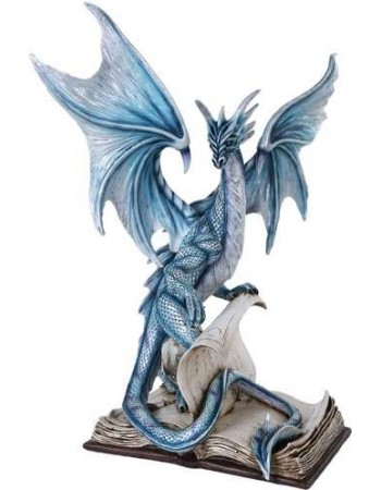 Dragon Spell Fantasy Art Statue Mythic Decor  Dragon Statues, Angels & Demons, Myths & Legends |Statues & Home Decor