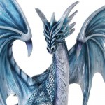 Dragon Spell Fantasy Art Statue at Mythic Decor,  Dragon Statues, Angels & Demons, Myths & Legends |Statues & Home Decor