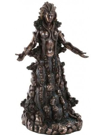 Danu Bronze Celtic Goddess Statue by Derek Frost Mythic Decor  Dragon Statues, Angels, Myths & Legend Statues & Home Decor