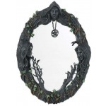 Mother Maiden Crone Wall Mirror at Mythic Decor,  Dragon Statues, Angels, Myths & Legend Statues & Home Decor