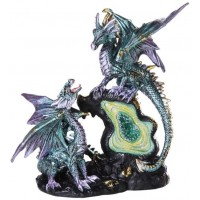 Dragon Family LED Night Light