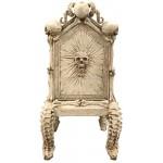 Skull Throne Gothic Chair