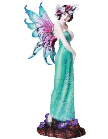 Victorian Fairy Fantasy Art Statue Mythic Decor  Dragon Statues, Angels, Myths & Legend Statues & Home Decor
