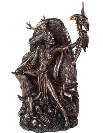Morgan Le Fey Bronze Resin Statue Mythic Decor  Dragon Statues, Angels & Demons, Myths & Legends |Statues & Home Decor