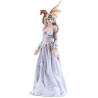 Asiria, Lady of Dragons Fantasy Art Statue
