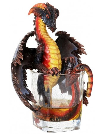 Rum Dragon Statue Mythic Decor  Dragon Statues, Angels, Myths & Legend Statues & Home Decor
