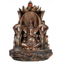 Ganesha Backflow Incense Burner