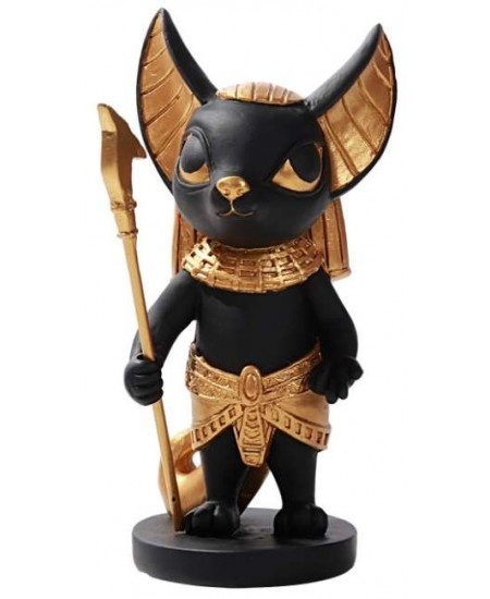Anubis Little Egyptian Statue at Mythic Decor,  Dragon Statues, Angels & Demons, Myths & Legends |Statues & Home Decor