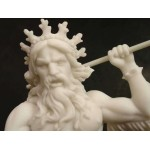 Poseidon God of the Sea Statue