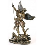 Archangel St Michael 10 Inch Statue at Mythic Decor,  Dragon Statues, Angels, Myths & Legend Statues & Home Decor
