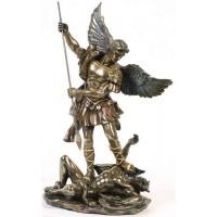 Archangel St Michael 10 Inch Statue