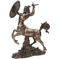 Centaur Greek Man and Horse Chiron Statue