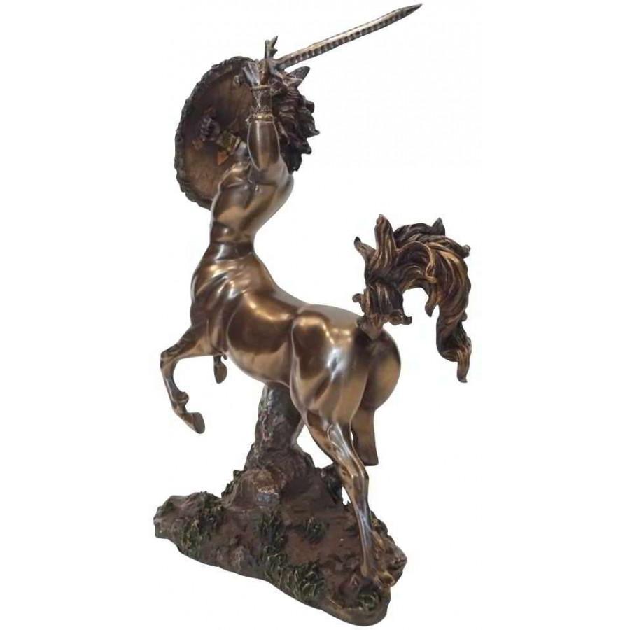 Centaur Greek Man And Horse Chiron Statue