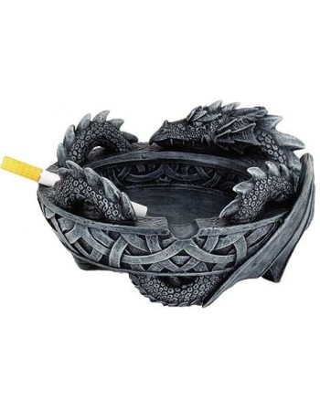Dragon Ashtray Mythic Decor  Dragon Statues, Angels & Demons, Myths & Legends |Statues & Home Decor