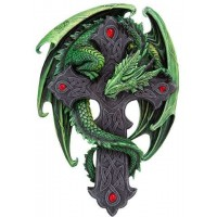 Woodland Guardian Dragon Plaque