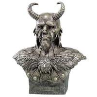 Loki, God of Fire Norse Statue