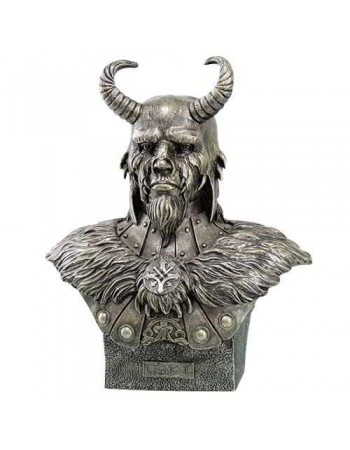 Loki, God of Fire Norse Statue Mythic Decor  Dragon Statues, Angels, Myths & Legend Statues & Home Decor