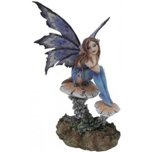 Nice Fairy Statue by Amy Brown Mythic Decor  Dragon Statues, Angels & Demons, Myths & Legends |Statues & Home Decor
