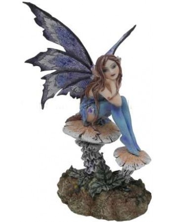 Nice Fairy Statue Mythic Decor  Dragon Statues, Angels, Myths & Legend Statues & Home Decor
