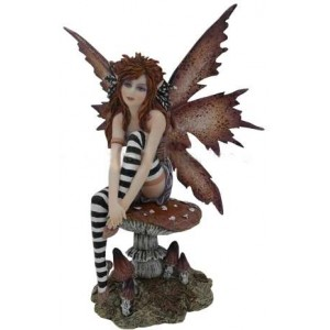 Naughty Fairy by Amy Brown Mythic Decor  Dragon Statues, Angels & Demons, Myths & Legends |Statues & Home Decor