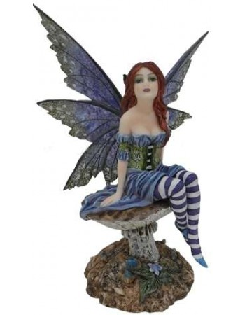 Bottom of the Garden Fairy Statue