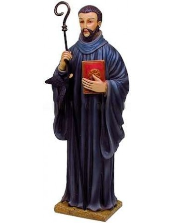 Saint Benedict Christian Statue Mythic Decor  Dragon Statues, Angels, Myths & Legend Statues & Home Decor