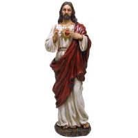 Sacred Heart of Jesus Christian Statue