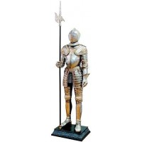 Medieval Knight Statues and Art Mythic Decor  Dragon Statues, Angels & Demons, Myths & Legends |Statues & Home Decor