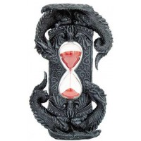 Double Dragon Gothic Sand Timer
