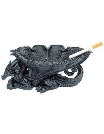Winged Dragon Ashtray Mythic Decor  Dragon Statues, Angels, Myths & Legend Statues & Home Decor