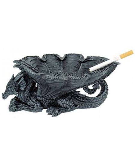 Winged Dragon Ashtray at Mythic Decor,  Dragon Statues, Angels & Demons, Myths & Legends |Statues & Home Decor