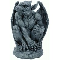 Gargoyle and Demon Statues Mythic Decor  Dragon Statues, Angels & Demons, Myths & Legends |Statues & Home Decor