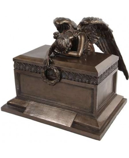 Angel of Bereavement Bronze Memorial Urn at Mythic Decor,  Dragon Statues, Angels, Myths & Legend Statues & Home Decor