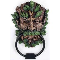 Greenman Forest God Door Knocker