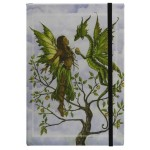 The Gift Embossed Fairy Dragon Journal at Mythic Decor,  Dragon Statues, Angels, Myths & Legend Statues & Home Decor