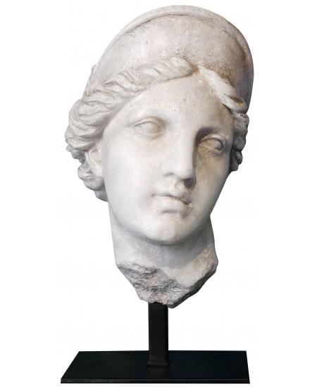 Aphrodite Greek Goddess of Love Bust at Mythic Decor,  Dragon Statues, Angels, Myths & Legend Statues & Home Decor