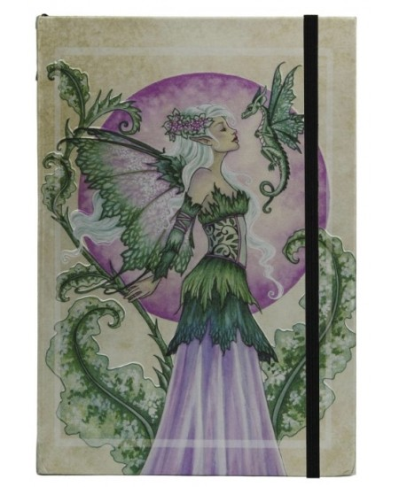 Discovery Embossed Fairy Dragon Journal at Mythic Decor,  Dragon Statues, Angels, Myths & Legend Statues & Home Decor
