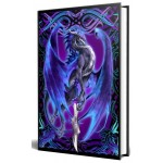 Dragon Storm Blade Embossed Journal at Mythic Decor,  Dragon Statues, Angels, Myths & Legend Statues & Home Decor
