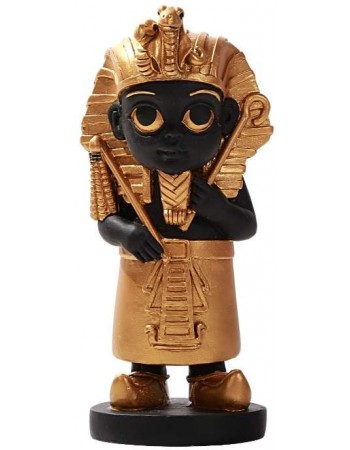 King Tut Little Egyptian Pharoah Statue Mythic Decor  Dragon Statues, Angels, Myths & Legend Statues & Home Decor