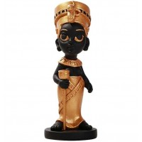 Nefertiti Little Egyptian Queen Statue