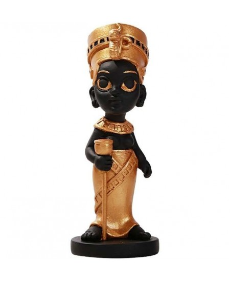 Nefertiti Little Egyptian Queen Statue at Mythic Decor,  Dragon Statues, Angels & Demons, Myths & Legends |Statues & Home Decor