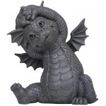 Garden Dragon Yoga Stretch Statue at Mythic Decor,  Dragon Statues, Angels & Demons, Myths & Legends |Statues & Home Decor