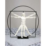 Vitruvian Universal Man by DaVinci Museum Replica Statue at Mythic Decor,  Dragon Statues, Angels & Demons, Myths & Legends |Statues & Home Decor