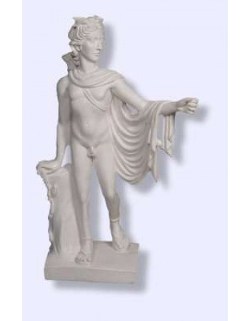 Apollo Lord of Light Greek God Statue