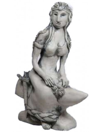 Brigid Goddess of the Hearth Small Statue Mythic Decor  Dragon Statues, Angels, Myths & Legend Statues & Home Decor