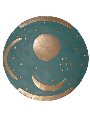 Sky Disc of Nebra Bronze Plaque Mythic Decor  Dragon Statues, Angels, Myths & Legend Statues & Home Decor