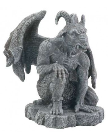 The Gardian Gargoyle Statue Mythic Decor  Dragon Statues, Angels & Demons, Myths & Legends |Statues & Home Decor