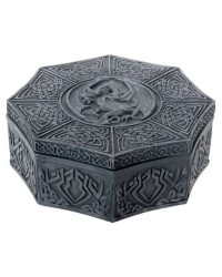 Boxes & Chests Mythic Decor  Dragon Statues, Angels & Demons, Myths & Legends |Statues & Home Decor
