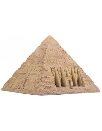 Pyramid Egyptian Sandstone 5.75 Inch Box Mythic Decor  Dragon Statues, Angels, Myths & Legend Statues & Home Decor