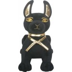 Anubis Egyptian Dog God Laying Plushie at Mythic Decor,  Dragon Statues, Angels & Demons, Myths & Legends |Statues & Home Decor